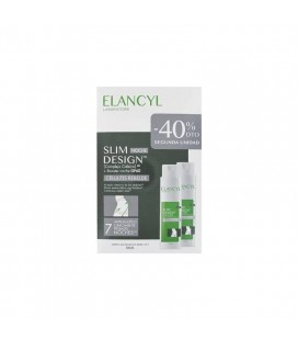 SLIM DESIGN NOCHE PACK 2X200ML.