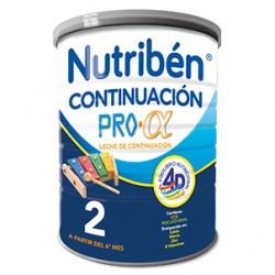 Nutriben Continuacion 800g SIN ACEITE DE PALMA