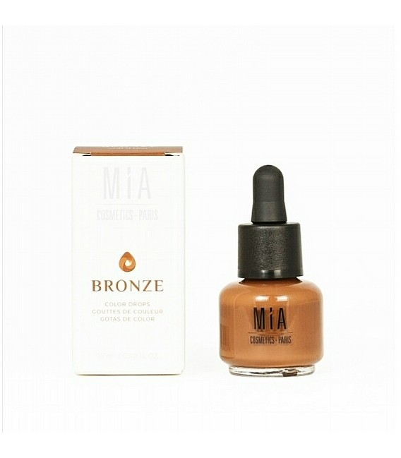 MIA COLOR DROPS BRONZE