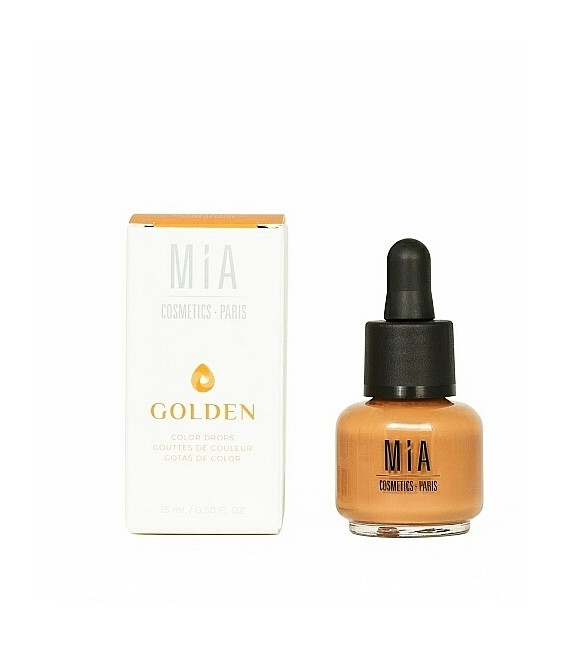 MIA COLOR DROPS GOLDEN