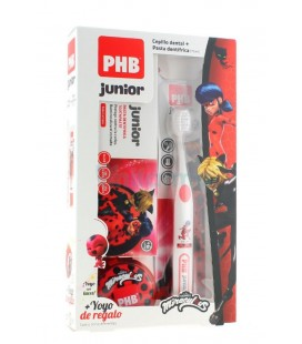PACK PHB JUNIOR CEPILLO, PASTA Y YOYO