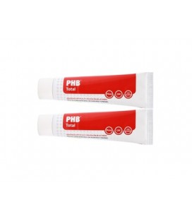 PHB PACK AHORRO PASTA DENTÍFRICA TOTAL 75ML X2