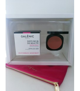 PACK GALENIC DIAFFUSEUR DE BEAUTE+BLUSH CREME ROSE