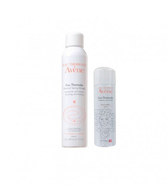 AVENE AGUA THERMAL DE AVENE PACK + MINITALLA DE 50 ML