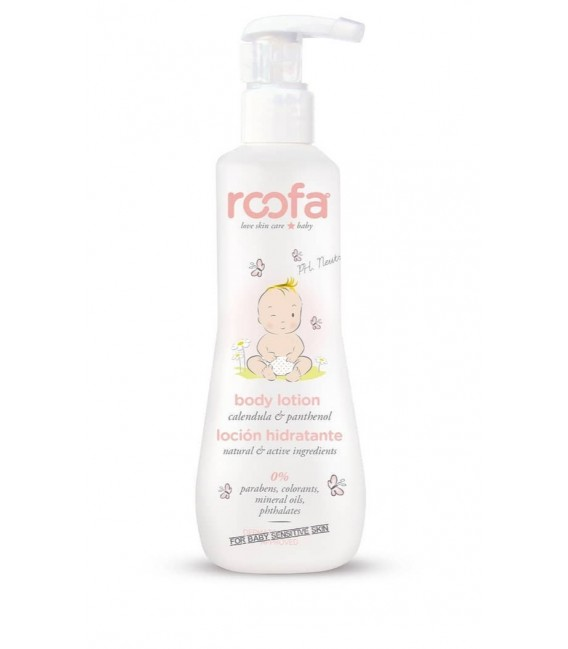 ROOFA BODY LOTION 300ML