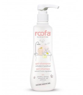 ROOFA GEL CHAMPU BEBE 500 ML