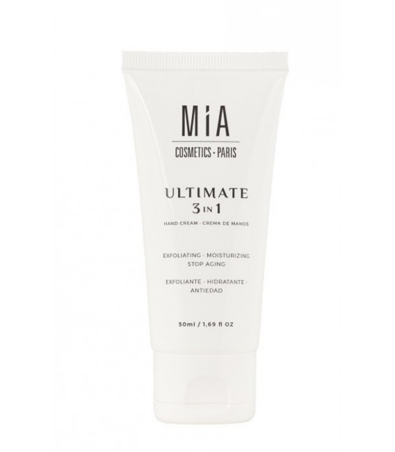 MIA ULTIMATE 3 EN 1 CREMA DE MANOS