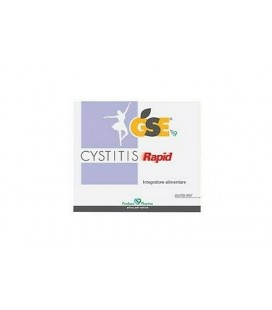 CYSTITIS RAPID GSE 30 COMPRIMIDOS