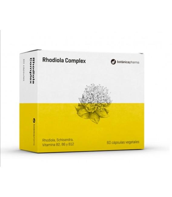 RHODIOLA COMPLEX 60 CAPSULAS