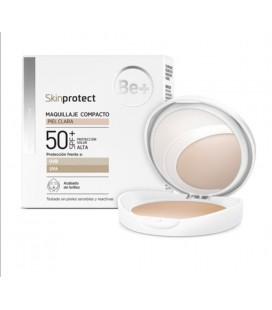 Maquillaje Compacto Corrector Oil-Free Be+
