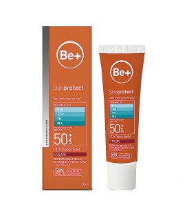 BE+Skinprotect Ultra fluido facial SPF50+ (50ML)