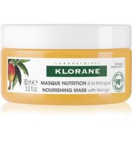 Klorane Mango Mascarilla de nutrición intensa 150ml