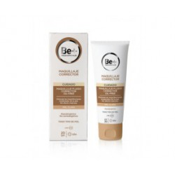 Be+ Maquillaje fluido corrector piel clara Oil-Free