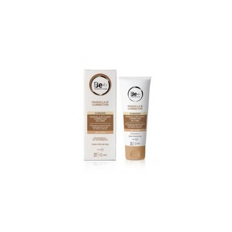 Be+ maquillaje fluido corrector piel clara