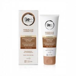 Be+ Maquillaje fluido corrector piel oscura Oil-Free