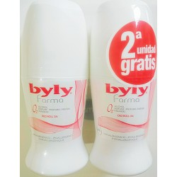 BYLY Farma Desodorante Roll On