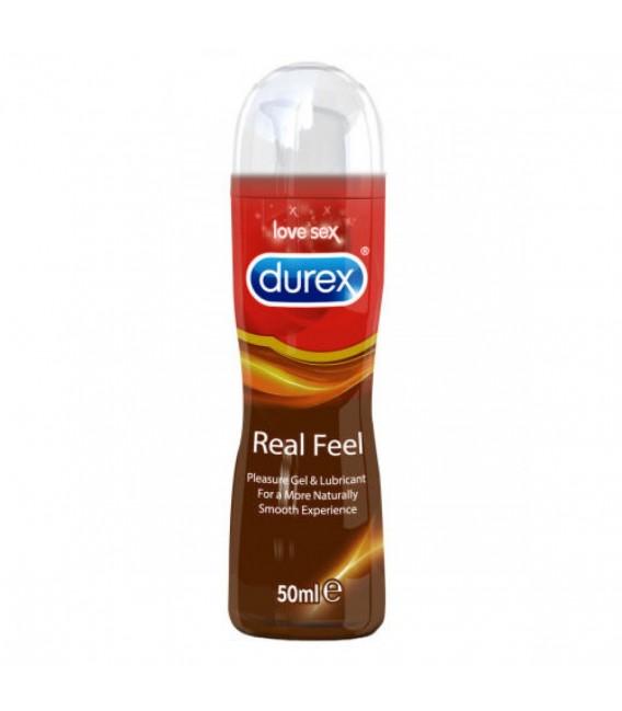 Durex Real Feel Pleasure gel 50 ml