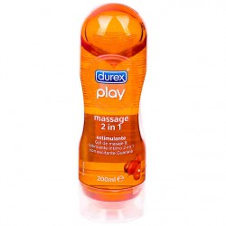 Durex play  massage 2 en 1 estimulante con guaraná