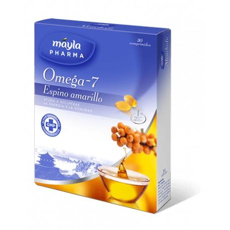 MAYLA PHARMA OMEGA-7 ESPINO AMARILLO