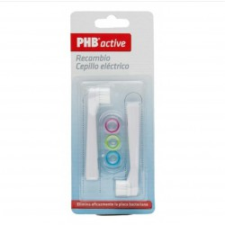RECAMBIO CEPILLO ELECTRICO PHB ACTIVE