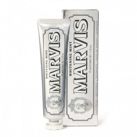 marvis pasta de dientes blanqueador mint.75ml