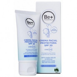 BE+ CREMA FACIAL PROTECTORA SPF20 40ml