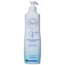 BE+  LOCIÓN HIDRATANTE CORPORAL 500ML