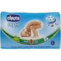chicco dry fit advanced nº4 8-18kg (19 uni.)