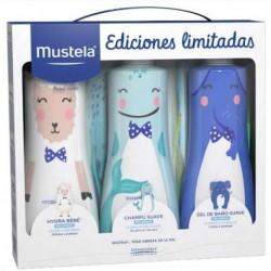 Promoción Mustela cuidados bebé