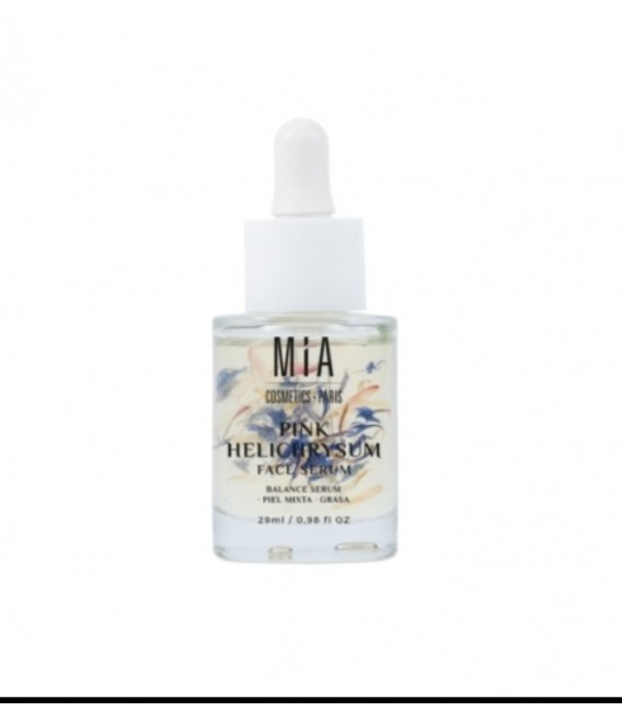 MIA PINK HELICHRYSUM FACE SERUM 29ML.