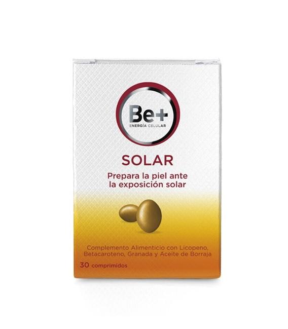 BE+ SOLAR 30CAP