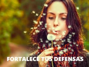 Fortalece tus defensas